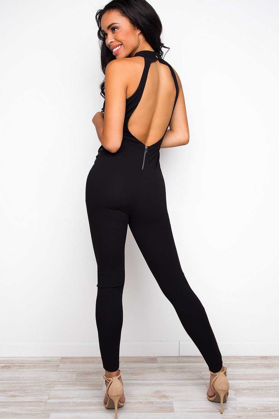 Jumpsuits - The Thrill Of It Jumpsuit
