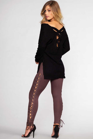 Bond 007 Goldfinger Metallic Gold Top and Leggings Halloween Costume Set
