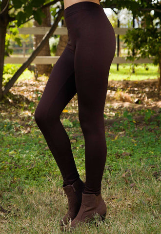 Lena Black Leggings