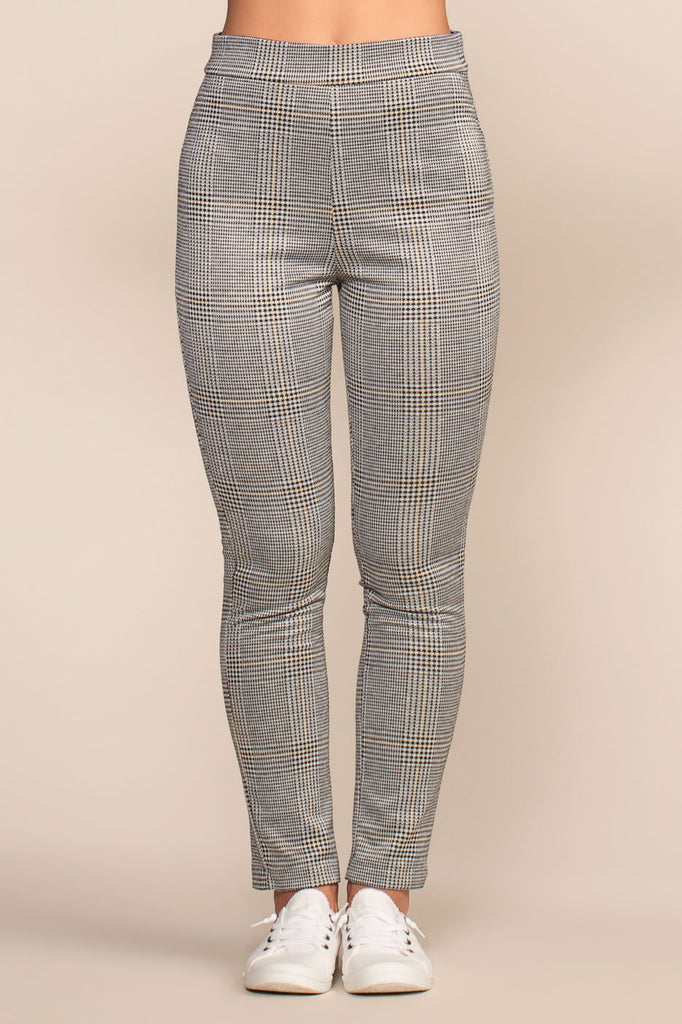 Leggings - Plaid All Day Leggings