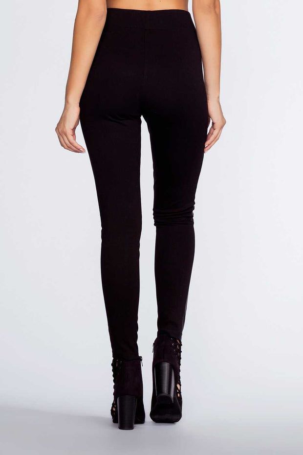 Leggings - Wild Cat Leather Leggings