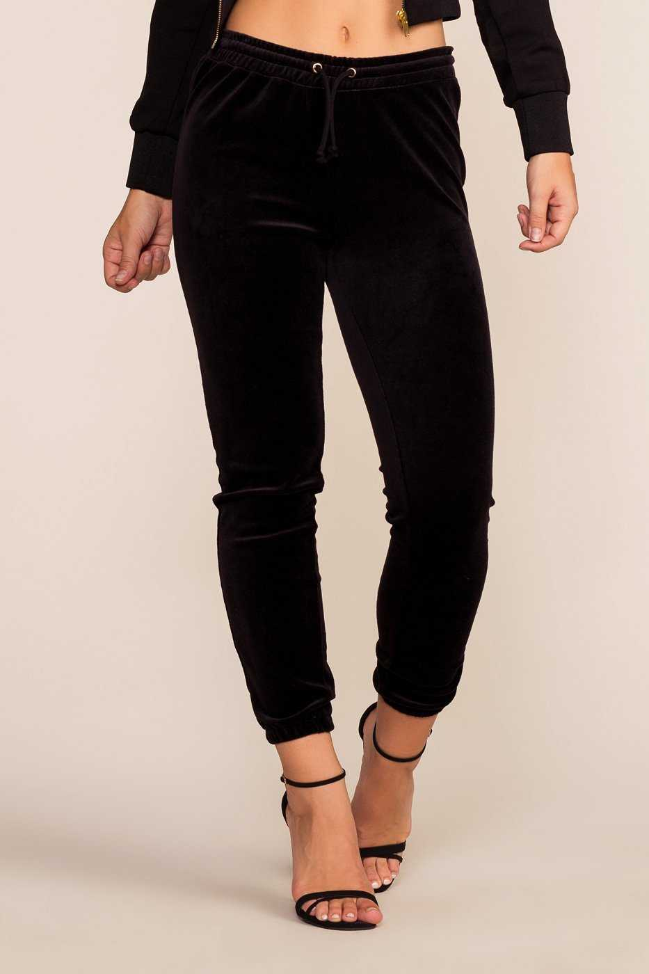 Pants - Back On Track Joggers - Black