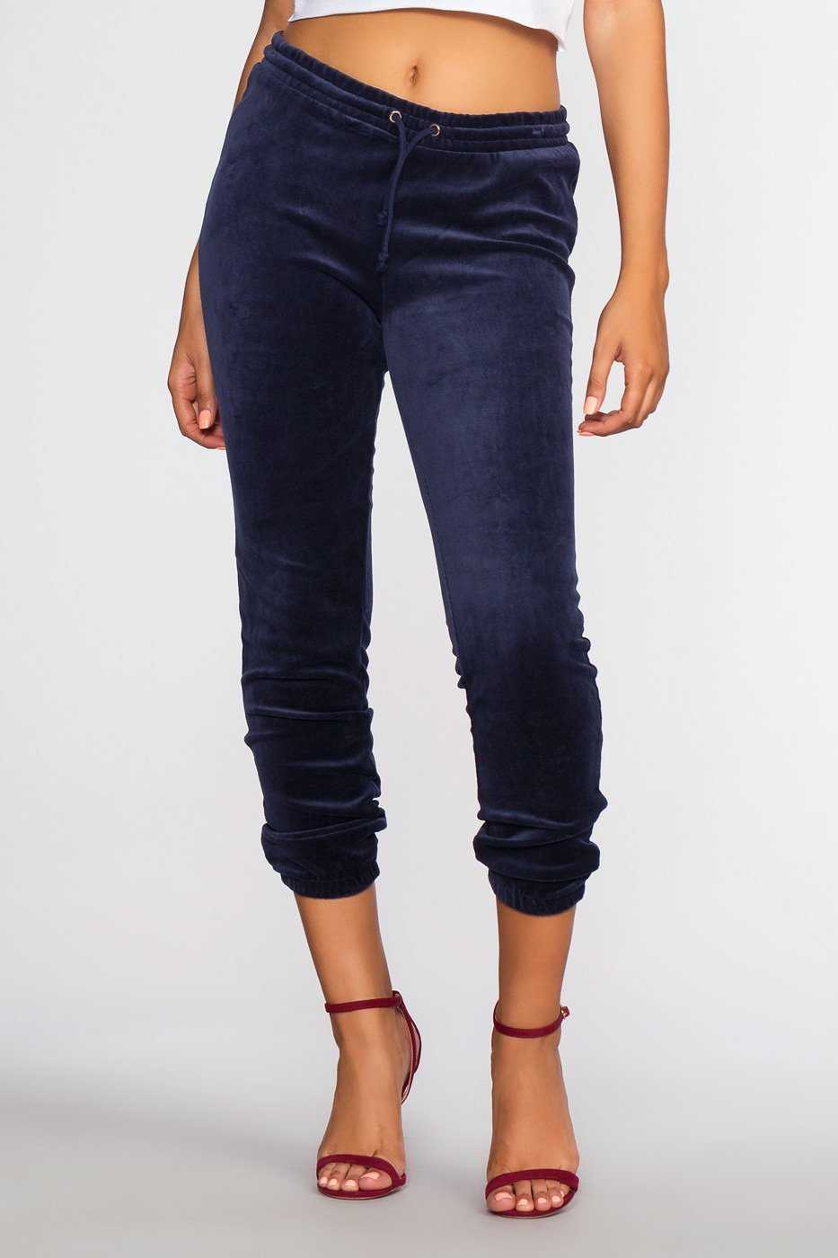 Pants - Back On Track Joggers - Navy