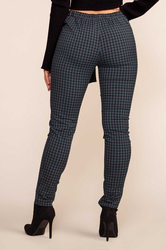 Pants - Beau Pants - Plaid