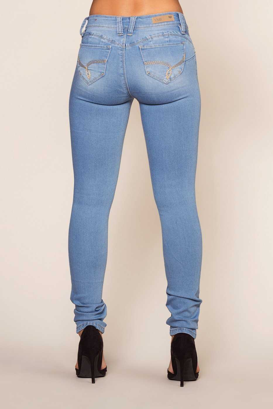 Pants - Cecily Jeans - Light Wash