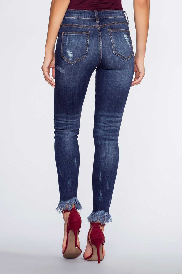 Pants - Dixie Frayed Jeans