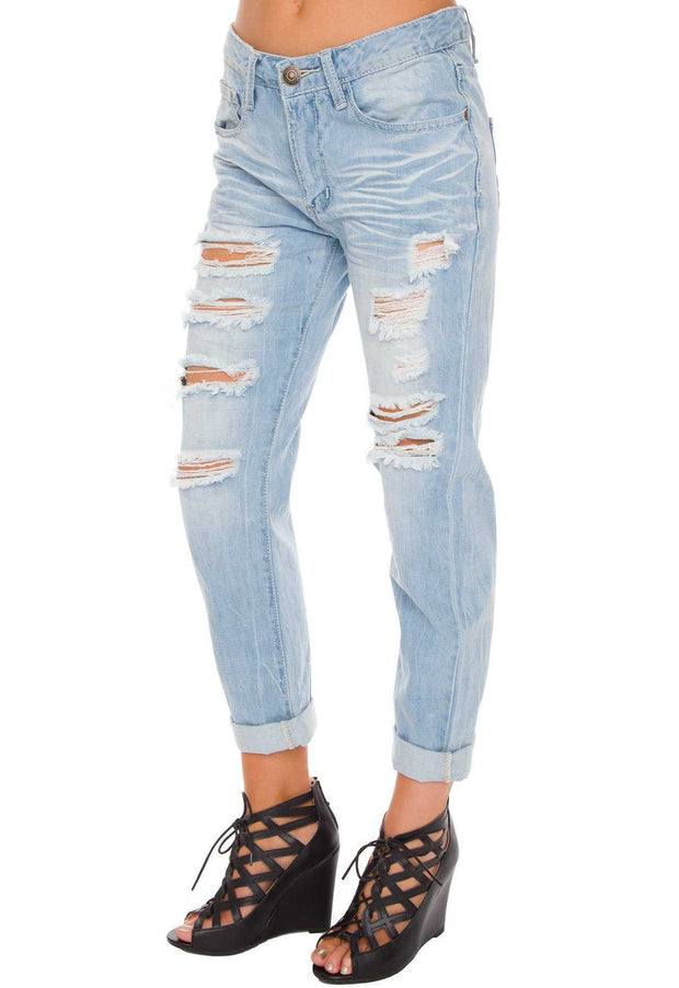 Pants - Montana Distressed Jeans