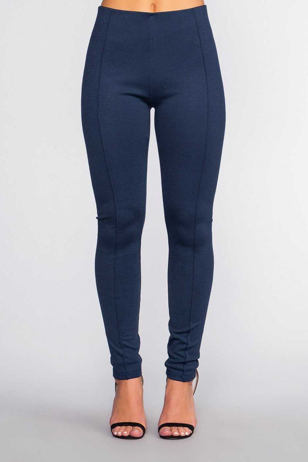 Pants - Sadie Ponte Pants - Navy