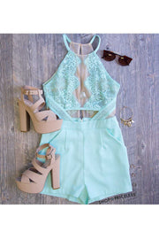 Rompers - Denver Lace Romper