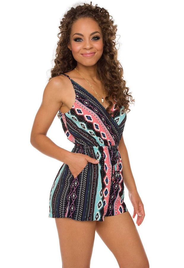 Rompers - Midnight Love Romper