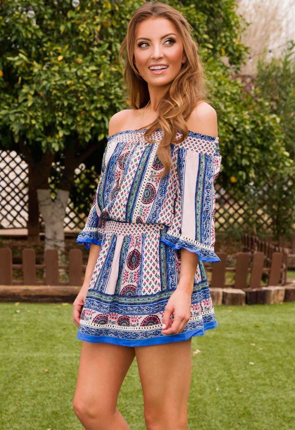 Rompers - On Parade Romper