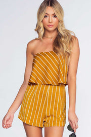 Rompers - You Are Gold Romper