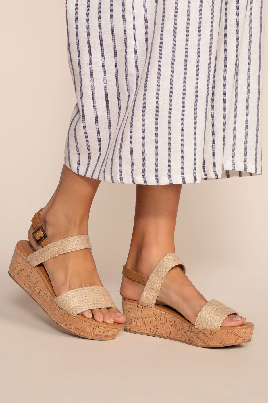 Natural Platform Sandals Beaches Natural Sandals Sandals Platform Platform Beaches Beaches Natural 13lFKJcT