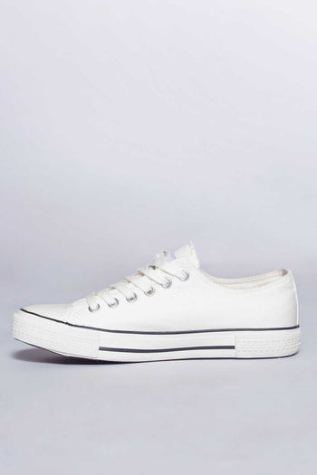 Shoes - Abby Canvas Sneakers