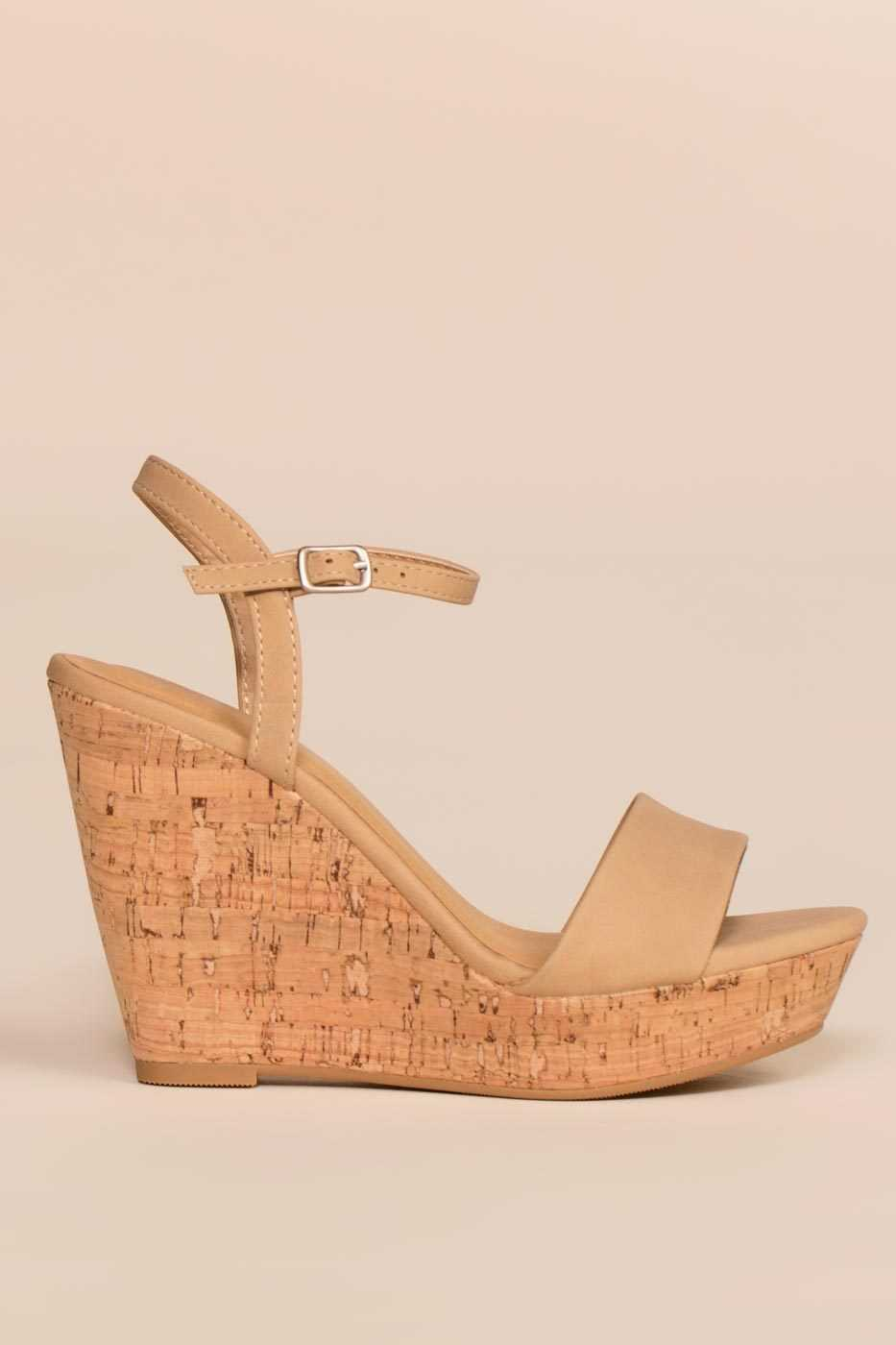 Shoes - Alora Wedges