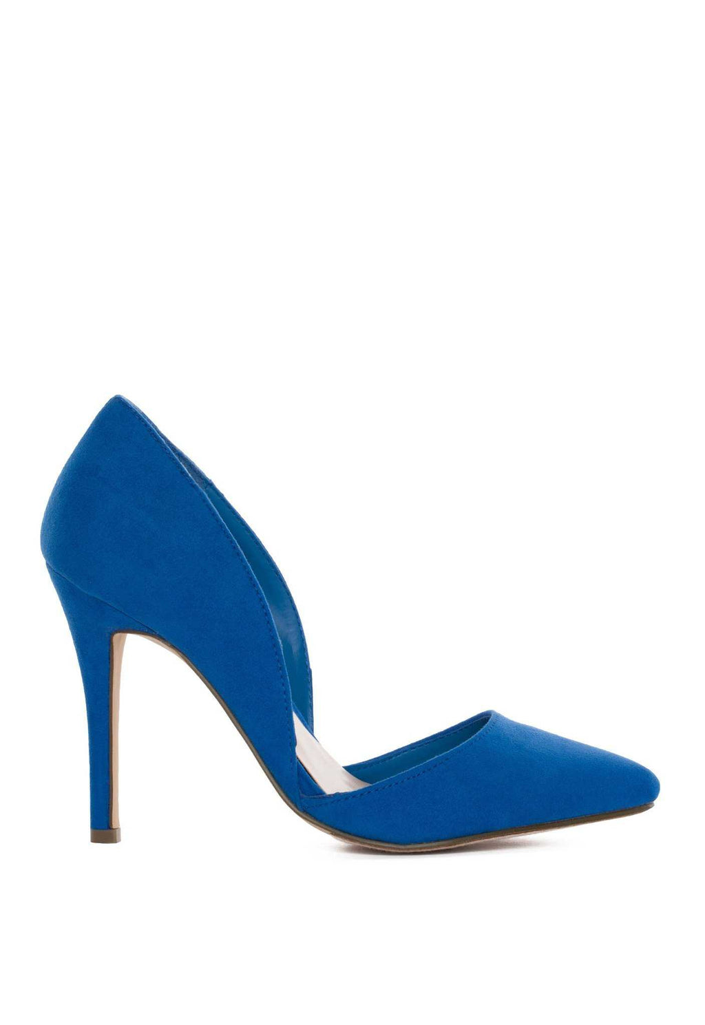 Shoes - Electric Love Pumps In Cobalt