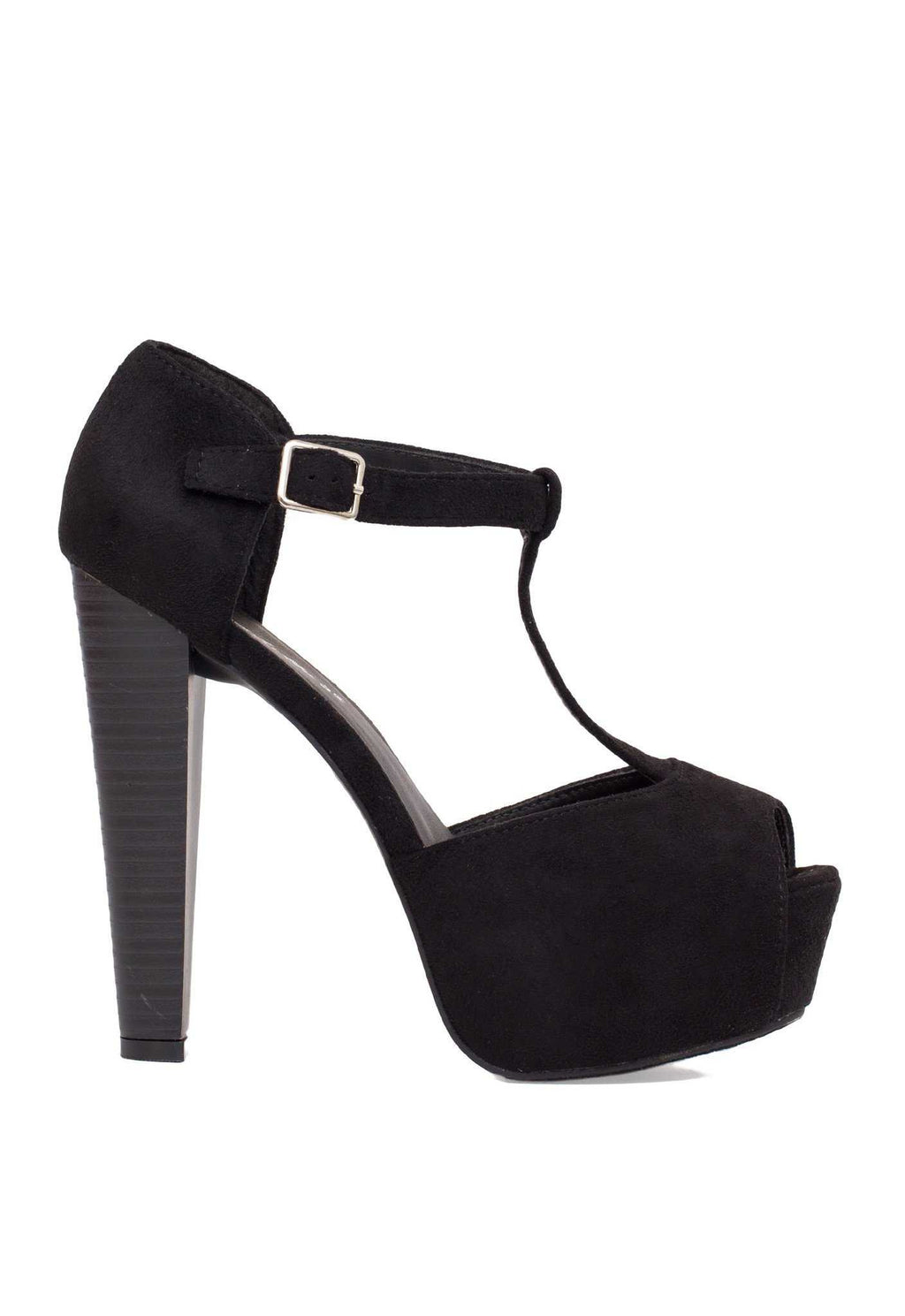 Shoes - Eliza Heels In Black