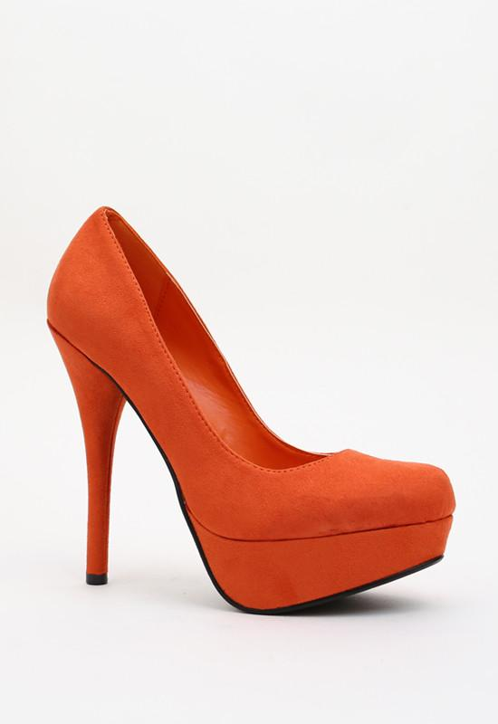 Shoes - Fall Platform Pump