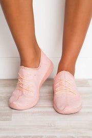 Shoes - Fast Track Sneakers - Blush