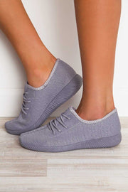 Shoes - Fast Track Sneakers - Gray