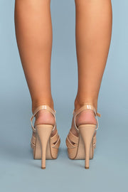 Shoes - Fionna Platform Heels