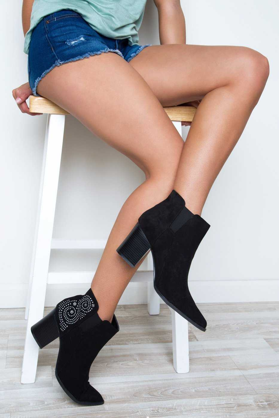 Shoes - Into The Night Booties