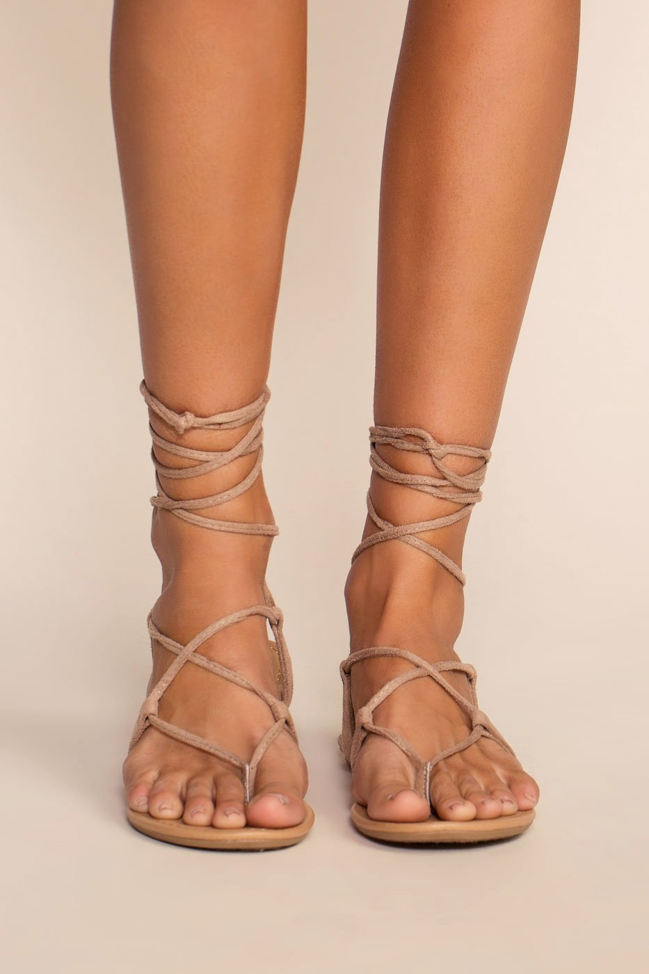 Shoes - Jeanie Sandals
