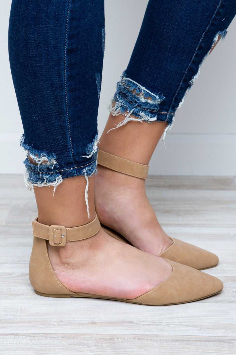 Shoes - Like Minded Flats - Natural