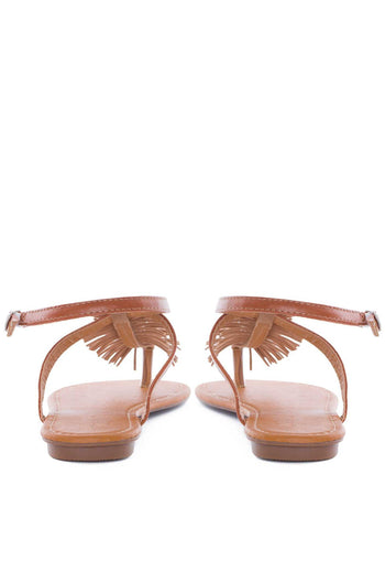 Shoes - Rowen Fringe Sandals
