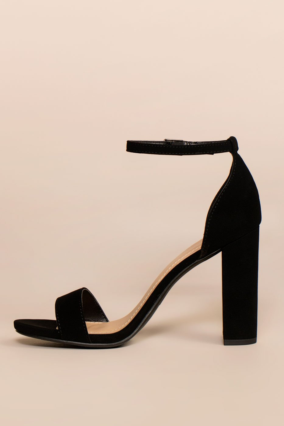 Shoes - Steal Your Attention Heels - Black