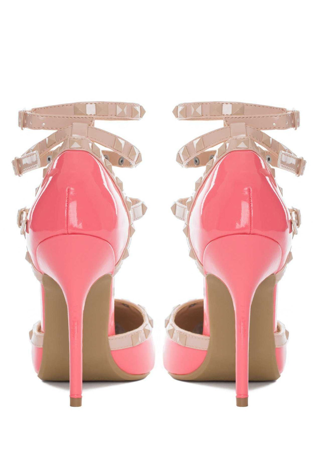 Shoes - Unstoppable Pumps - Coral