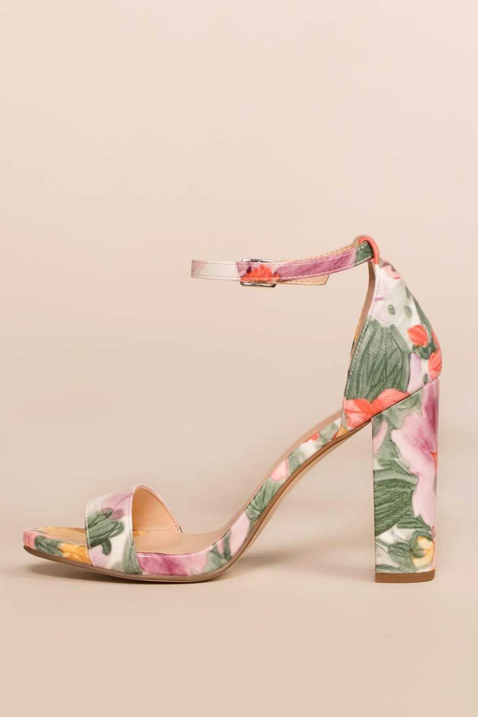 Shoes - Wallflower Heels