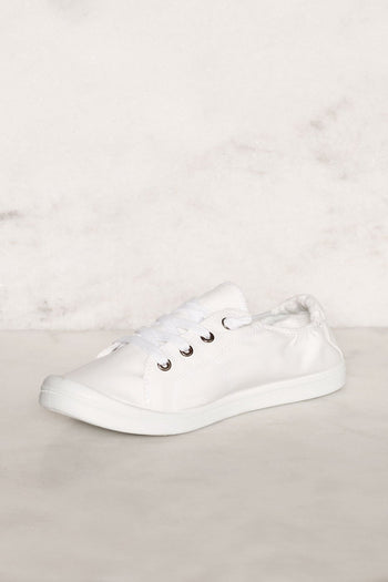 Shoes - Ziggy Sneakers - White