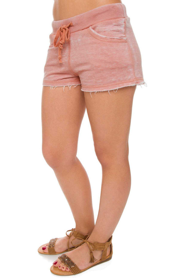 Shorts - Ginger Shorts - Rose