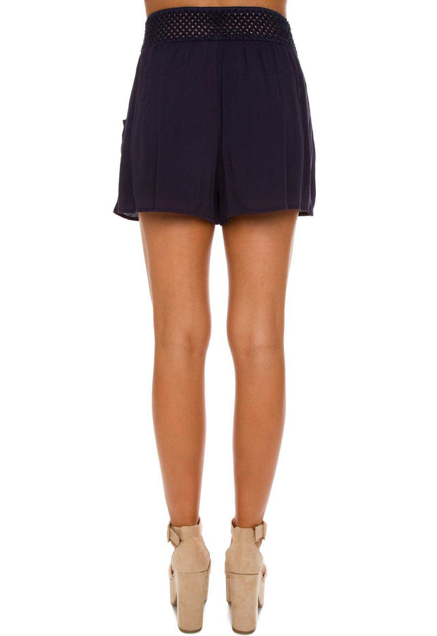 Shorts - Karmen Shorts - Navy