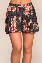 Shorts - Ready, Set, Bloom Floral Shorts