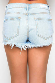 Shorts - So Fresh Distressed Shorts