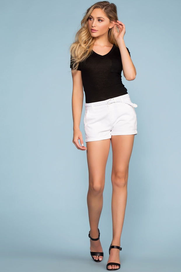 Shorts - Solana Beach Shorts - White