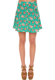 Skirts - Alyssa Floral Skirt
