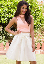 Skirts - Beautiful Now Skirt - White