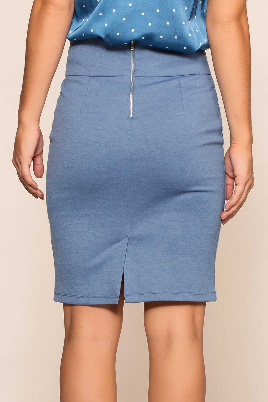Skirts - End Game Skirt - Blue