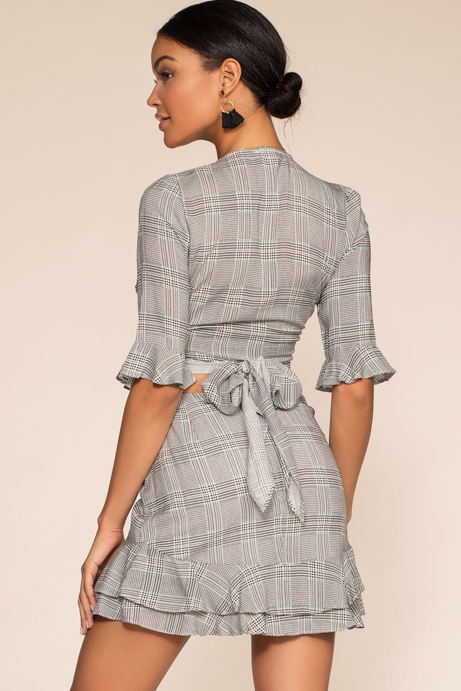 Skirts - London Calling Plaid Highwaisted Skirt