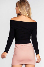Skirts - Side To Side Mini Skirt - Rose