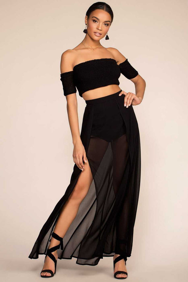 Skirts - Willow Maxi Skirt