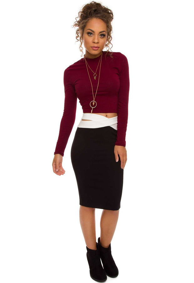 Skirts - Xena Pencil Skirt