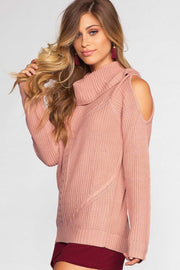 Sweaters - Coco Sweater - Mauve