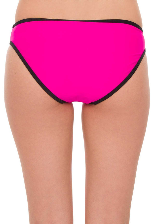 Swimwear - Marisol Bathing Bottom In Hot Pink