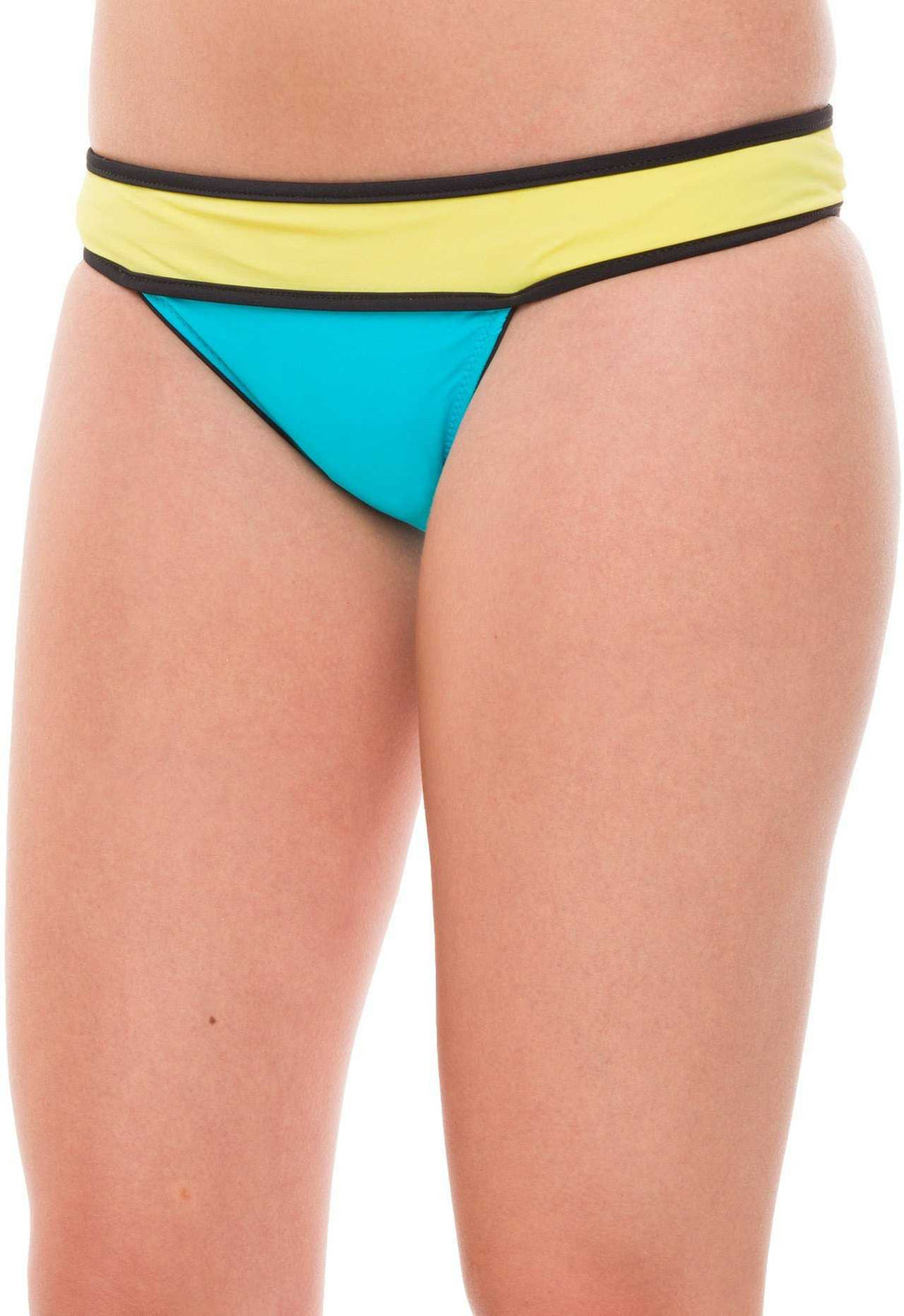 Swimwear - Meredith Bathing Bottom - Blue