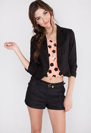 -------- - This Is It Blazer - Black