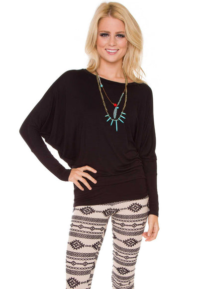 Tops - Anneke Top - Black
